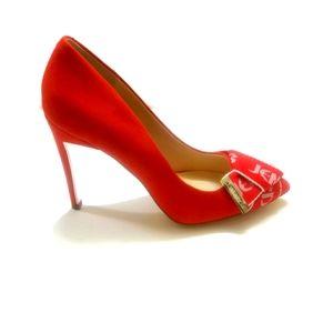 Jenn Ardor stiletto high heel point toe pumps